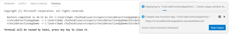 function deployment 6