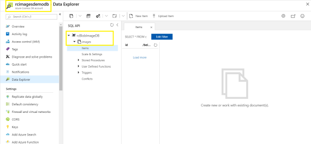 Analyzing an Uploaded Image to a Blob using Azure Cognitive